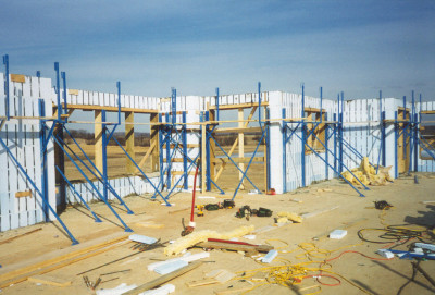 Insulated Concrete Forms Cost