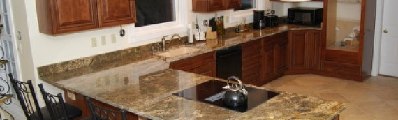 8 Materials For Creating The Perfect Kitchen Countertops