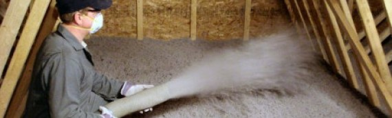 5 Reasons To Choose Blow In Insulation