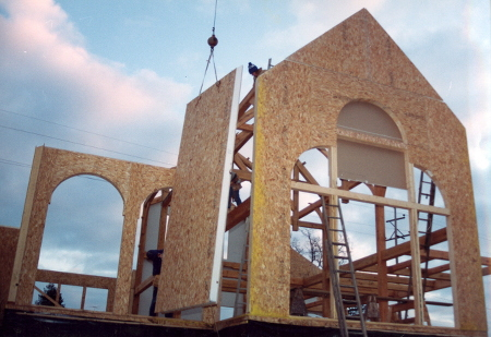 Structural insulated panels sips for Structural insulated panel home designs