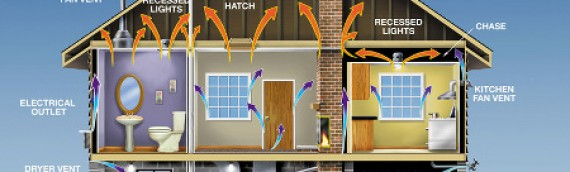 Insulation R-Value? – Don't Forget About Air-Sealing