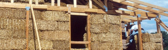 Straw-Bale Home Construction