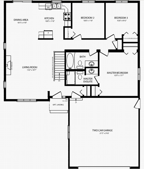 Canadian Home Renovation Plan Ontario Home Free Download