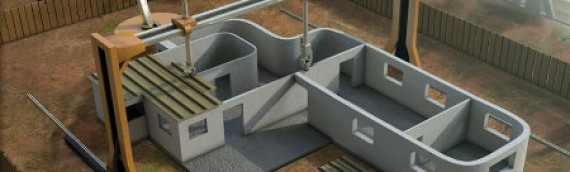 3D Printing Will Transform Home Building – Contour Crafting