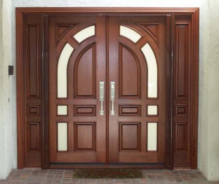входны двери нестандартные