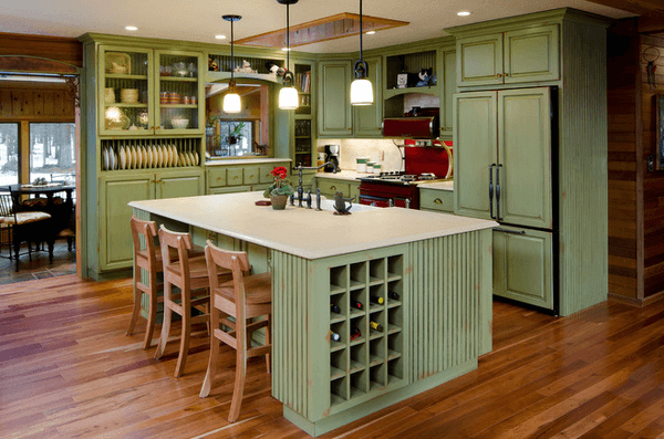 Choosing Your New Kitchen Cabinets