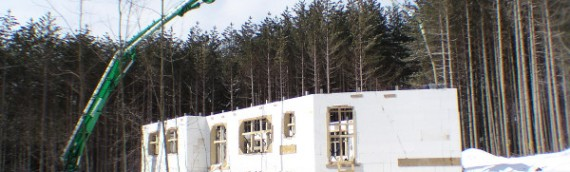 Structural insulated panels archives ontario home builders Icf basement cost